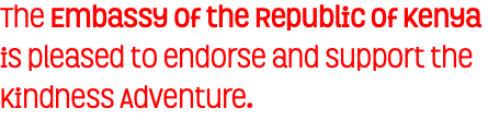The Embassy of the Republic of Kenya 